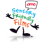 Sensory Friendly Films logo