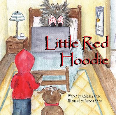 Little Red Hoodie Booke Cover
