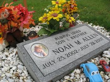 Noahs resting spot 2009