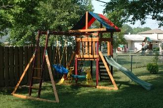 Childproof Your Backyard