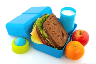 healthy lunchbox