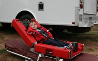 Pediatric Rapid Emergency Safe Transport (PedREST)