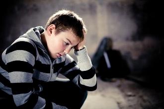 Managing kid stress