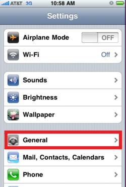 Select general