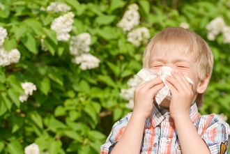colds and allergies mean miserable kids