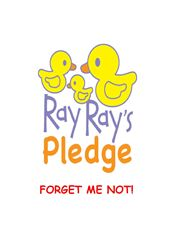 ray rays pledge logo