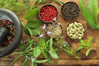 Herbs and spices for family health
