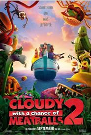 Cloudy with Chance of Meatballs 2