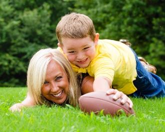 Bonding with Opposite Gender Child