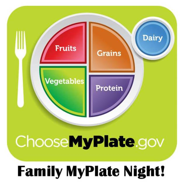 Family MyPlate Night