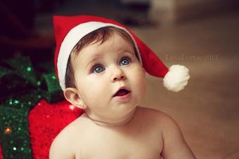 Santa for sensitive babies