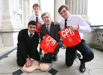 CPR in Irelands schools