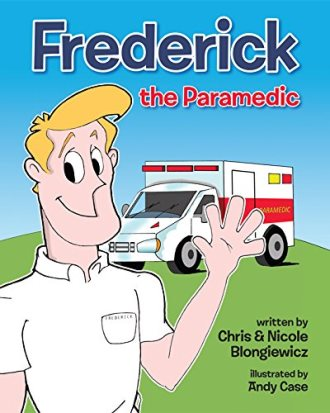 Frederick the Paramedic Cover 2