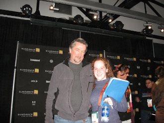 Natasha at 2007 Sundance Festival