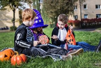 Kids Halloween Candy