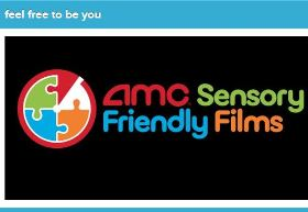 New sensory friendly logo