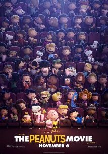 Peanuts Movie Poster