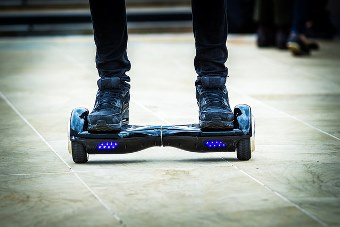 Urban Wheel - hoverboard