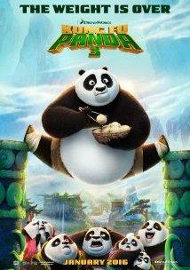 KungFu Panda3-Poster