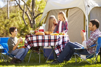family-camping-safety